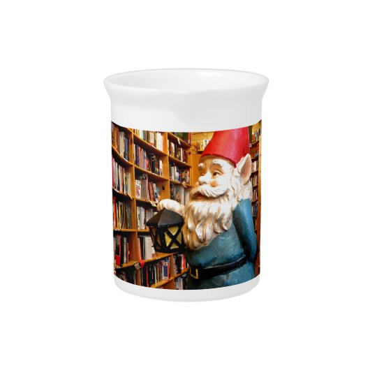 Library Gnome II Pitcher