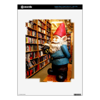 Library Gnome II Skins For iPad 3