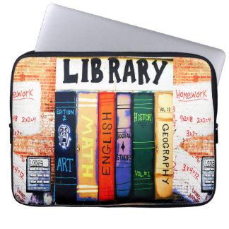 Library Graffiti Sleeve