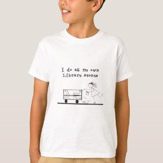 Library Hero T-Shirt