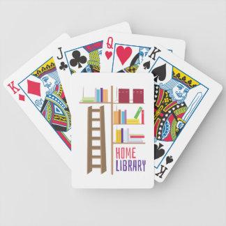 Library_Home_Library Baraja Cartas De Poker