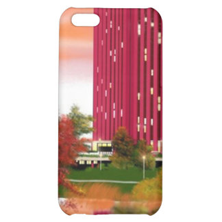 Library in Fall by Tam Nguyen iPhone 5C Cover