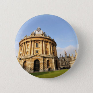 Library in Oxford, England Button