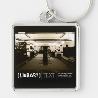 Library Keychain