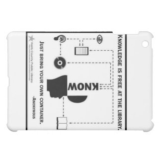 Library Knowledge iPad case