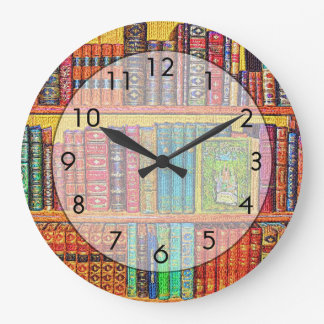 Library Large Clock