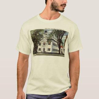 Library, Lenox, Massachusetts 1932 Vintage T-Shirt