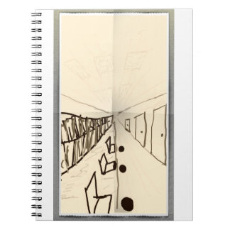 library notebook