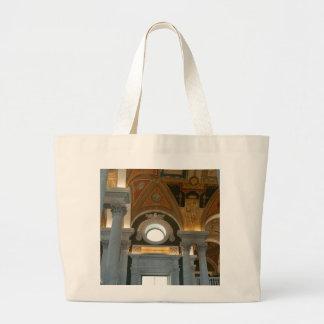 Library of Congress Book bag