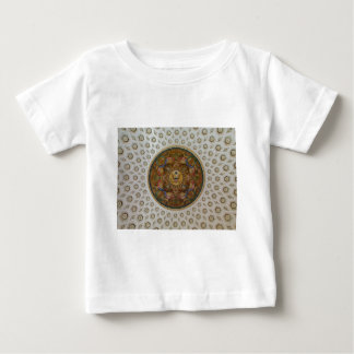 Library of Congress Ceiling Baby T-Shirt