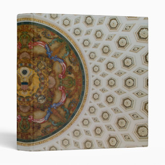 Library of Congress Ceiling Binder