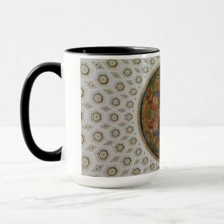 Library of Congress Ceiling Mug