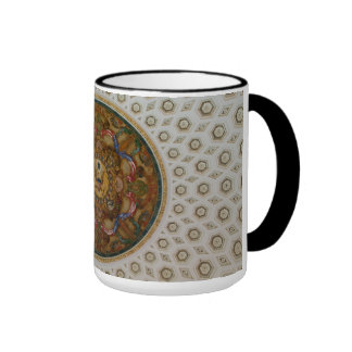 Library of Congress Ceiling Ringer Coffee Mug