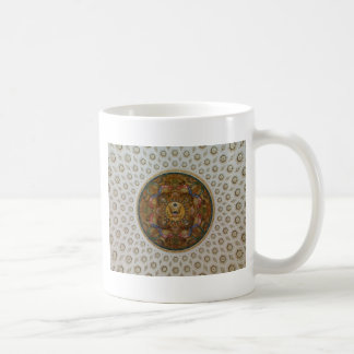 Library of Congress Ceiling Classic White Coffee Mug