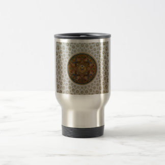 Library of Congress Ceiling 15 Oz Stainless Steel Travel Mug