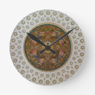 Library of Congress Ceiling Round Clock
