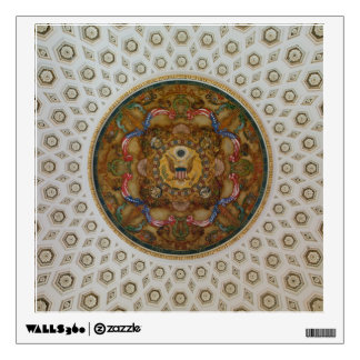 Library of Congress Ceiling Wall Sticker