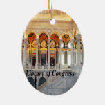 Library of Congress Christmas Tree Ornament