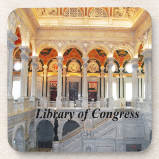Library of Congress Coasters