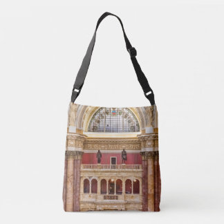 Library of Congress Crossbody Bag