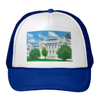 Library of Congress Mesh Hat