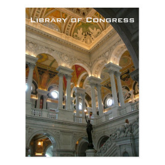 Library of Congress Post Cards