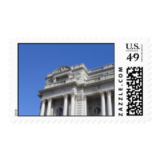 Library of Congress Postage Stamp