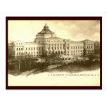 Library of Congress, Washington, D.C. Vintage Postcard