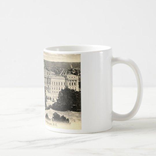 Library of Congress, Washington DC, 1912 Vintage Coffee Mug