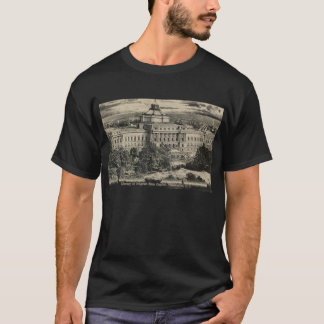 Library of Congress, Washington DC, 1912 Vintage T-Shirt
