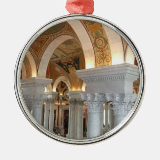 Library of Congress Washington DC Ornement Christmas Ornament