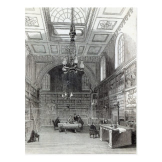 Library of the House of Lords Postcard