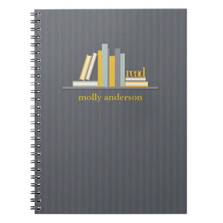 Library Personalized Notebook