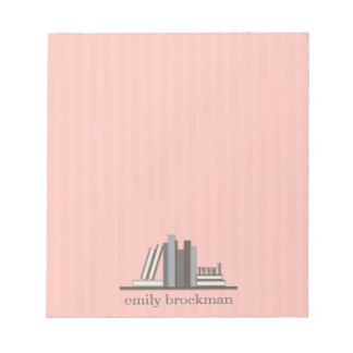 Library Personalized Notepad