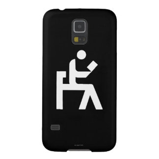 Library Reading Room Case For Galaxy S5