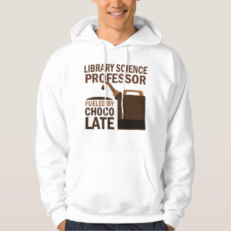 Library Science Professor (Funny) Gift Hoodie