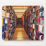 Library Stacks Mousepads