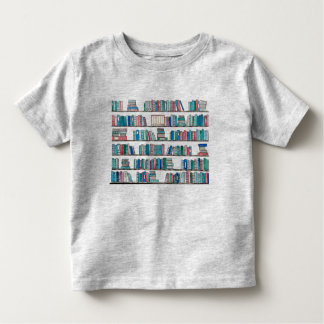 Library Toddler Tee