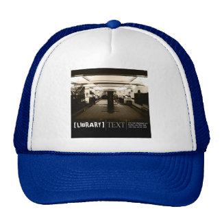 Library Trucker Hat
