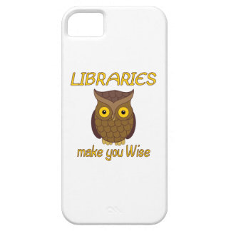Library Wise iPhone 5/5S Covers