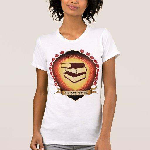 Library Work Mandorla Shirt