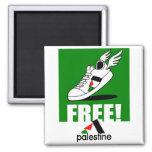 ¡Libre! Palestina Imanes