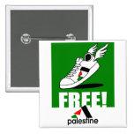 ¡Libre! Palestina Pins