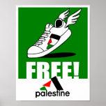 ¡Libre! Palestina Poster
