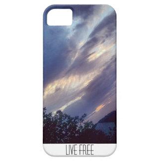 Libre vivo iPhone 5 Case-Mate cobertura