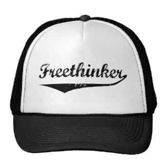Librepensador 2 gorras de camionero