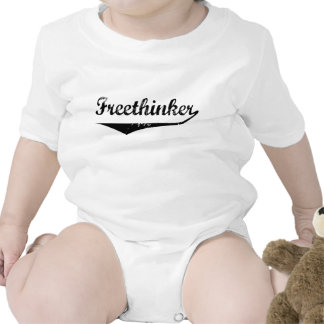 Librepensador 2 trajes de bebé