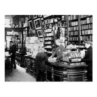 Librería de Copenhague 1899