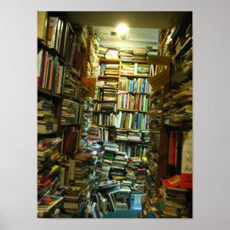 Librería Póster