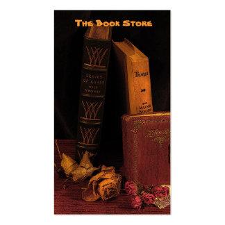 Librería Tarjetas De Visita